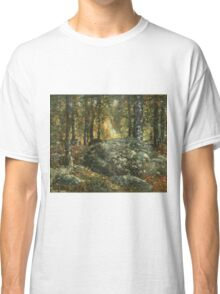 Vintage famous art - Childe Hassam - The Jewel Box, Old Lyme Classic T-Shirt