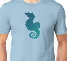 Seahorse of a Different Color ~ Marine Life Unisex T-Shirt