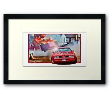Hooper Framed Print