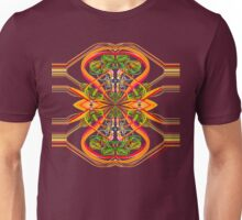 Ribbons and Yarn ~ a Tangled Design Unisex T-Shirt