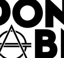 Don Diablo Sticker