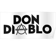 Don Diablo Poster