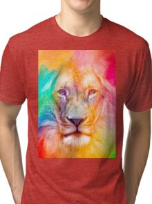 Red Lion Tri-blend T-Shirt