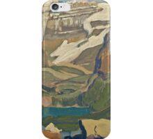 Vintage famous art - James Edward Hervey Macdonald - Lake O Hara iPhone Case/Skin