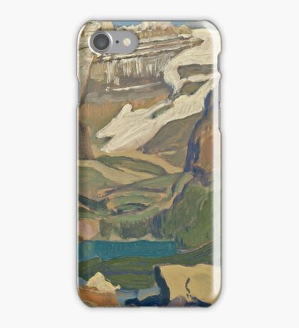 Vintage famous art - James Edward Hervey Macdonald - Lake O Hara iPhone Case/Skin