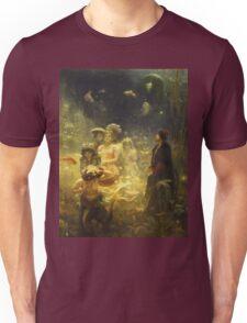 Vintage famous art - Ilya Repin - Sadko 1876 Unisex T-Shirt