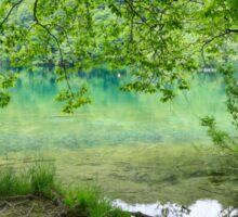 Plitvice Lakes National Park 02 Sticker