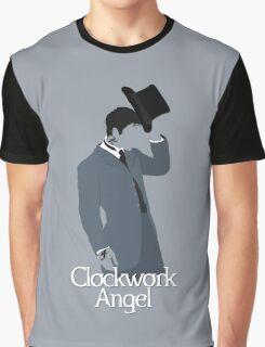 "William ""Will"" Herondale | Clockwork Angel Graphic T-Shirt"
