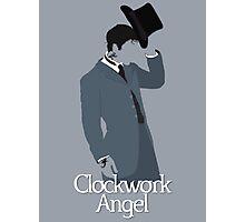 "William ""Will"" Herondale | Clockwork Angel Photographic Print"