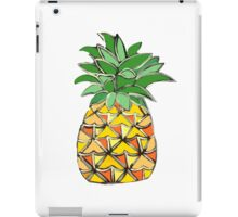 Picasso Pineapple iPad Case/Skin