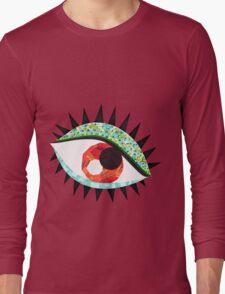 Dreamy Eye Long Sleeve T-Shirt