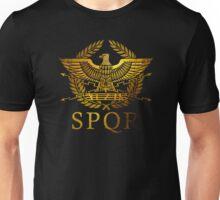 SPQR Rome  Unisex T-Shirt