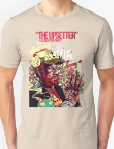 THE UPSETTER : LEE SCRATCH PERRY T-Shirt