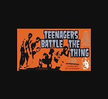 Teenagers Battle The Thing Unisex T-Shirt