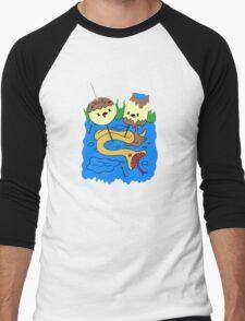 Princess Bubblegum's rock Men's Baseball ¾ T-Shirt