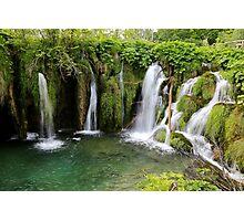 Plitvice Lakes National Park 06 Photographic Print