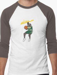 Seattle's Reign Man Men's Baseball ¾ T-Shirt