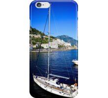 Amalfi Sailing iPhone Case/Skin