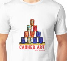 Soup Cans - After The Lunch Unisex T-Shirt