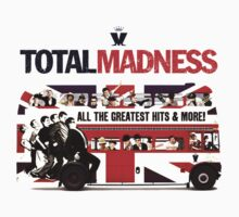 TOTAL MADNESS Baby Tee