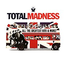 TOTAL MADNESS Photographic Print