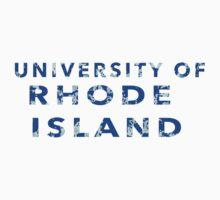 University of Rhode Island Baby Tee