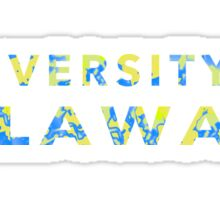 University of Delaware Sticker