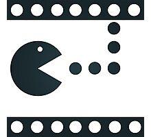 Pac-Mac Movie Film Photographic Print