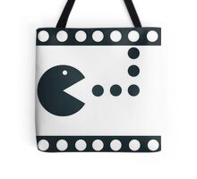 Pac-Mac Movie Film Tote Bag