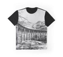 Hogwarts Express Line Graphic T-Shirt