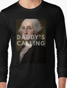 An Order From Your Commander Long Sleeve T-Shirt