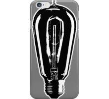 Filament Tattoo Co. Bulb iPhone Case/Skin