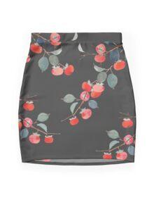 Persimmon Harvest Mini Skirt