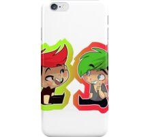 Markimu and Jackaboy iPhone Case/Skin