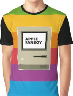 Apple Funboy Graphic T-Shirt