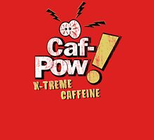 Caf-Pow - Extreme Distressed Variant Two Unisex T-Shirt