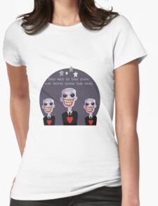The Gentlemen Womens Fitted T-Shirt