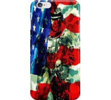 Military Branches of Service iPhone Case/Skin