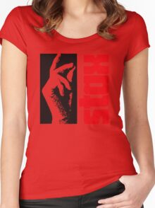 STAX RECORDS Women's Fitted Scoop T-Shirt