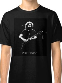 "Jerry Garcia- ""Pure Jerry"" Grateful Dead 1978 Classic T-Shirt"