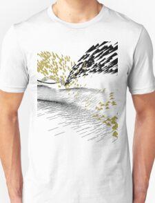 Golden Birds T-Shirt