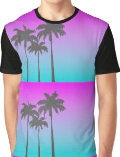 80's Palms Graphic T-Shirt