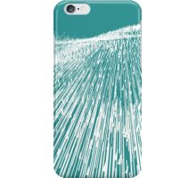 Abstract Field - white iPhone Case/Skin
