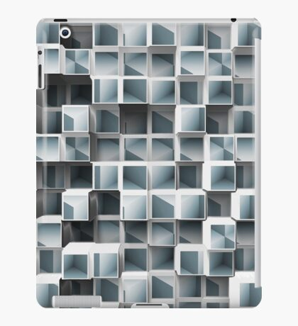Cubes Within Cubes iPad Case/Skin
