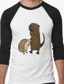 Otterhog Men's Baseball ¾ T-Shirt