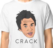 Peep Show Super Hans Crack Classic T-Shirt