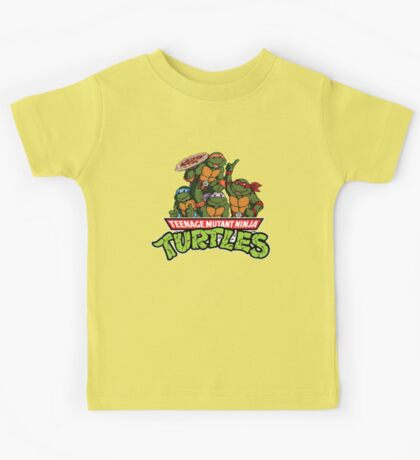 Turtles Time Kids Tee