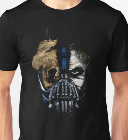 Combo Faces Unisex T-Shirt