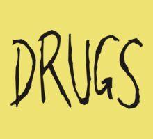 drugs Kids Tee