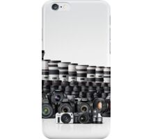 Photo Cameras iPhone Case/Skin